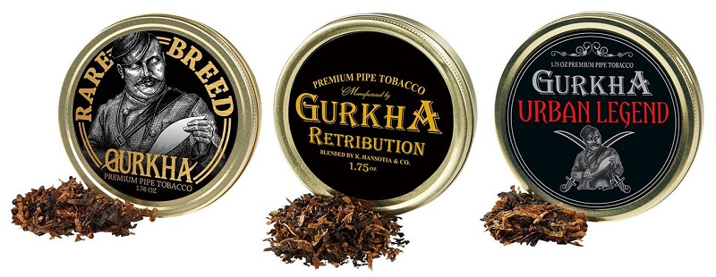 Gurkha pipe tobacco 3