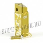 Зажигалка Cricket Premium - Golden Lace 01