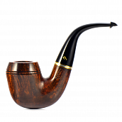 трубка Peterson Kinsale Smooth XL17 P-Lip (фильтр 9 мм)